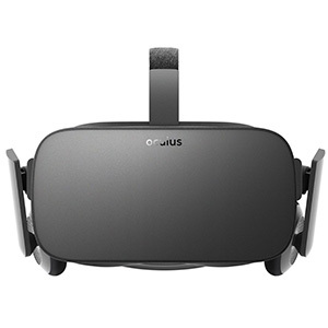 【HMD情報】Oculus「Oculus Rift」基本情報