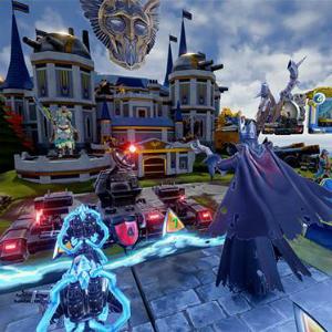 『Dragon Front (BETA)』- 攻めればいいだけではない高度な戦略性と、レーンを進軍する臨場感あふれるゲーム盤!Oculus発のVRカードゲーム
