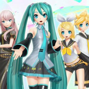 【PS VR】『初音ミク VRフューチャーライブ 3rd Stage』本日配信!MEIKOとKAITOが加わり、6人揃って圧巻のパフォーマンス!