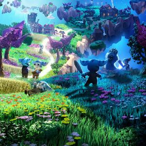 PS VRならではの視点でプレイするディフェンスゲーム『Tethered』(テザード)が本日配信開始!