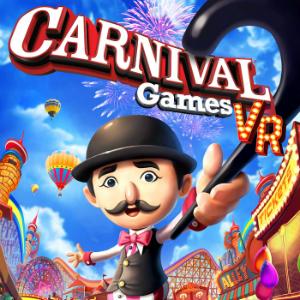 【PSVR】12種類のカーニバルゲームを楽しめる『カーニバル ゲームズ VR』がPlayStation®VRに対応し本日発売開始!HTC ViveとOculus Riftにも後日対応