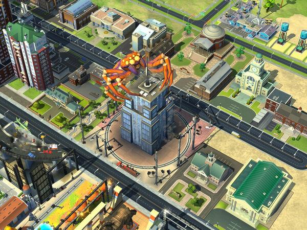 プロジェクト シムシティ 大 規模