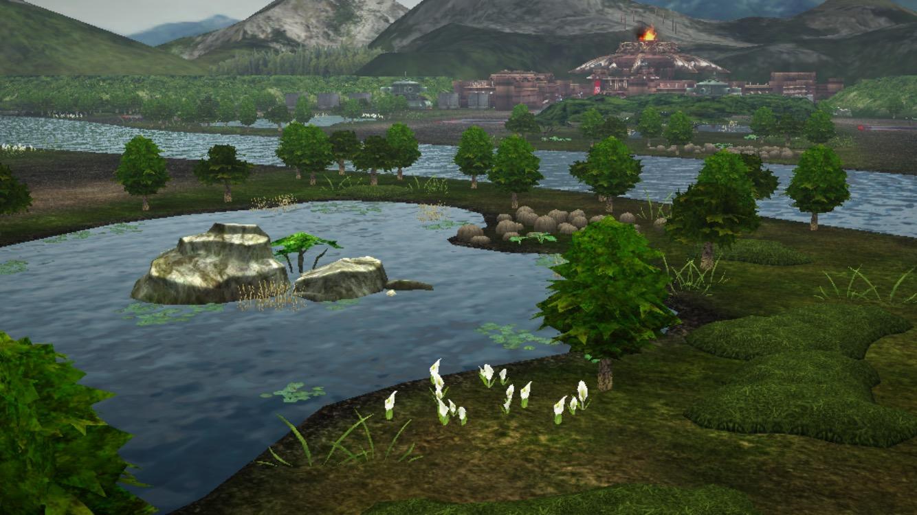 新たなステージ「湿地」について...