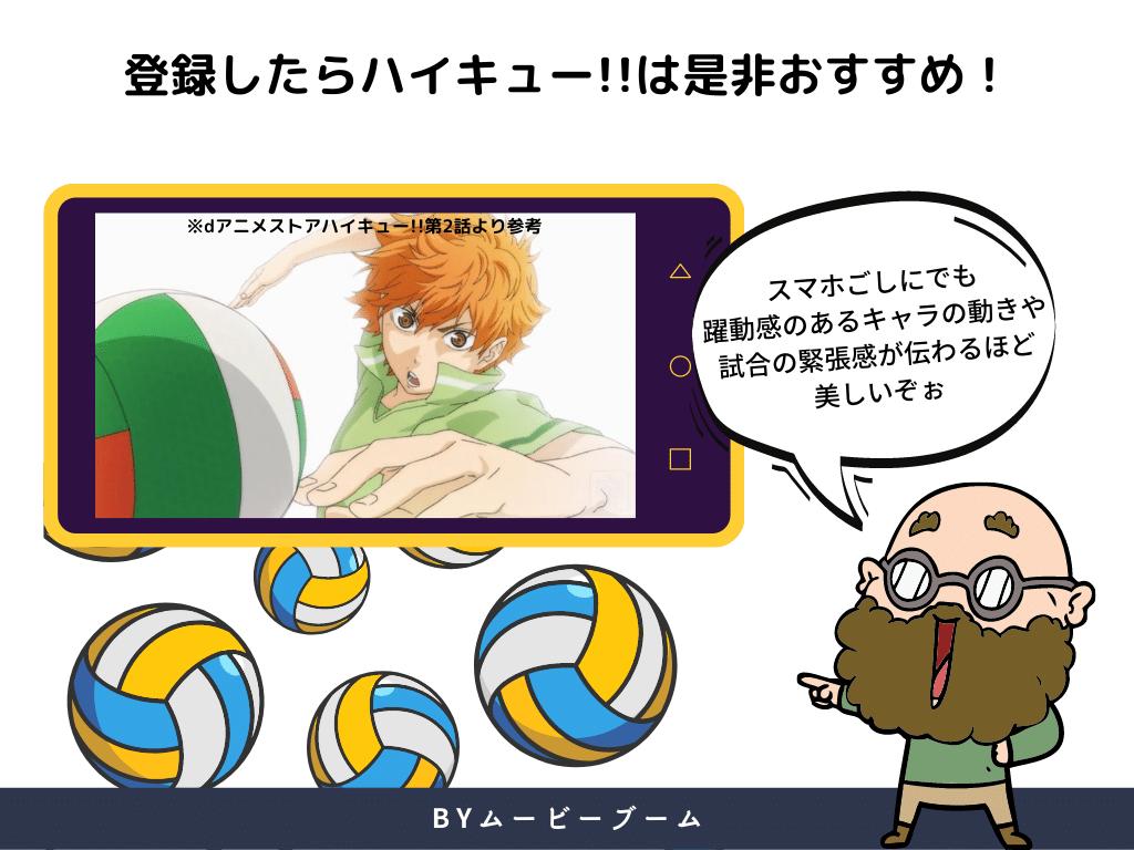 アニメ 登録 d ストア